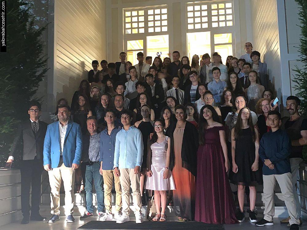 Ortaokul Mezuniyet Balosu - 2019