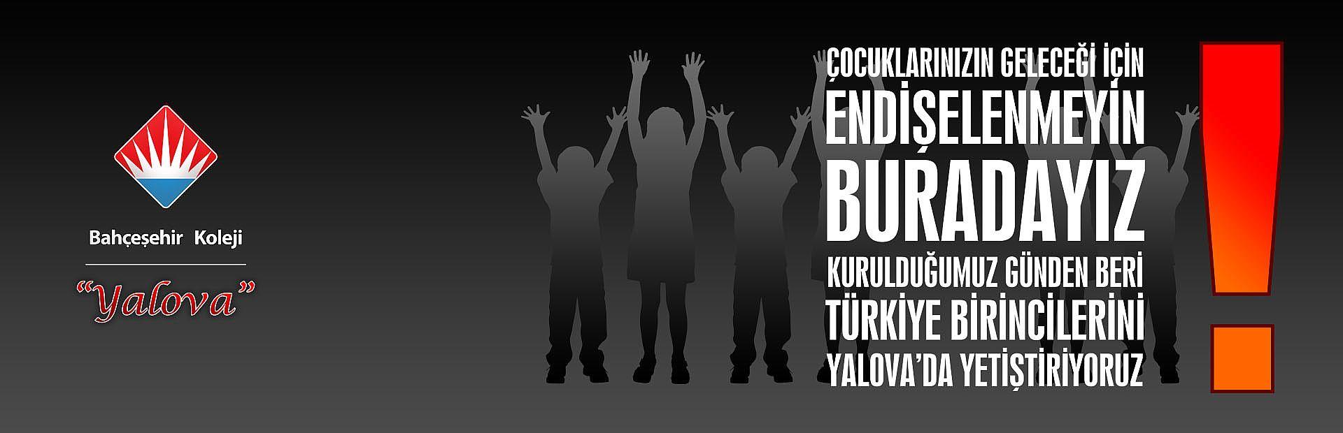 Bahçeşehir Koleji yalovabahcesehir.com