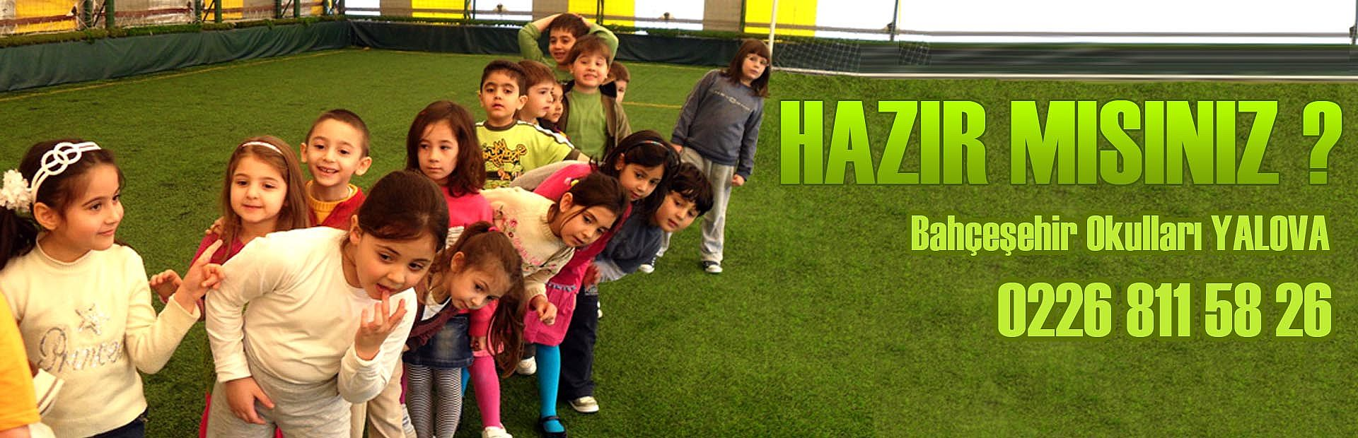 Yalova Bahçeşehir Koleji Ajanda Servisi
