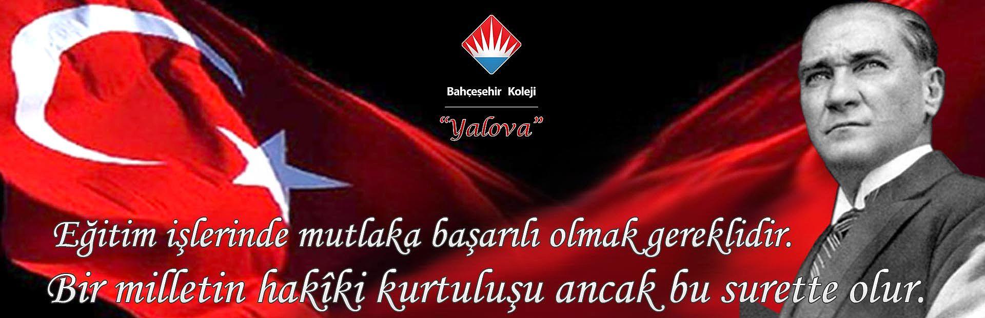 Yalova Bahçeşehir Koleji Faaliyet Bülteni