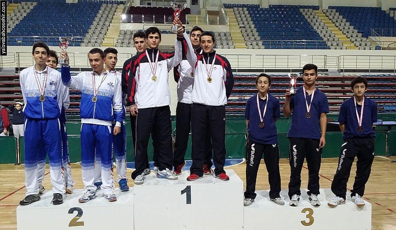 Bir Türkiye Şampiyonluğu Daha ! Hedef Dünya Kupası