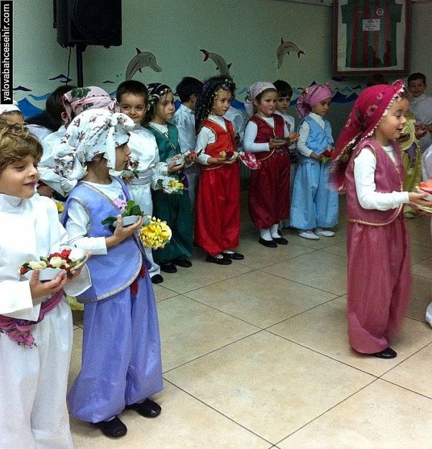 Miniklerden Bölge Bölge Türkiye Etkinliği