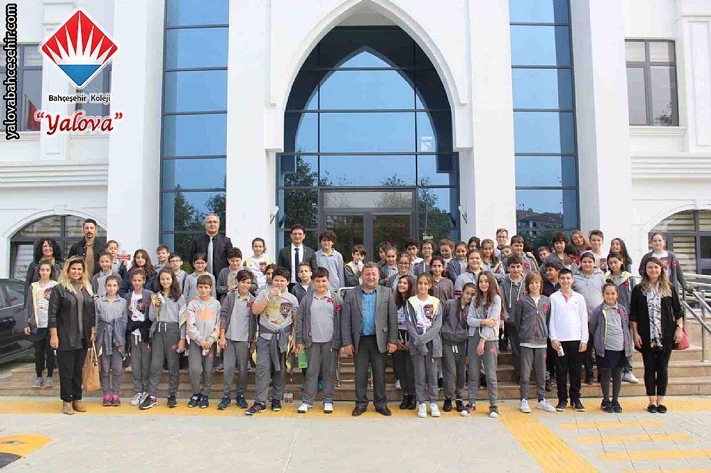 6. Sınıflarımızın Meslek Tanıtım Günleri - Geofit-Mantar Mükemmeliyet Merkezi Gezisi