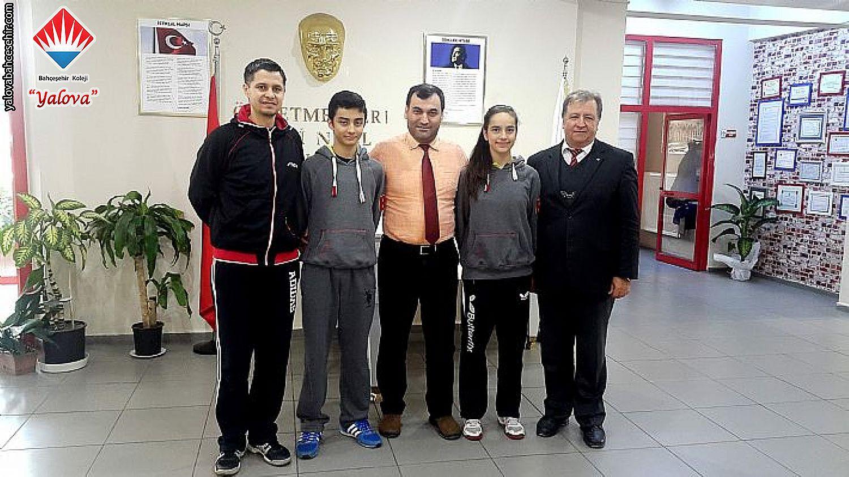 En İyilerin Şampiyonları Yalova Bahçeşehir'den