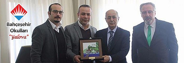 10. Cumhurbaşkanı Ahmet Necdet SEZER'i Ziyaret Ettik