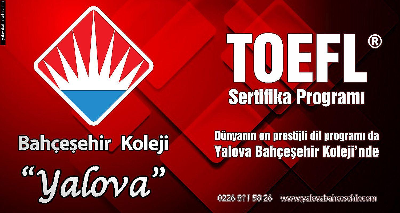 TOEFL Sertifika Programı