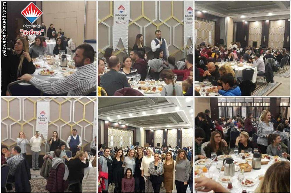 Okul Aile Birliği Kahvaltısı - Aralık 2018