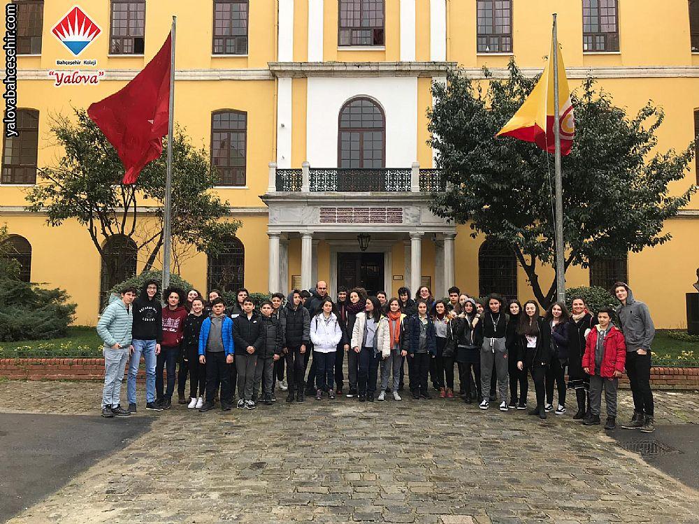 Galatasaray Lisesi ve İstanbul Gezisi - Şubat 2019