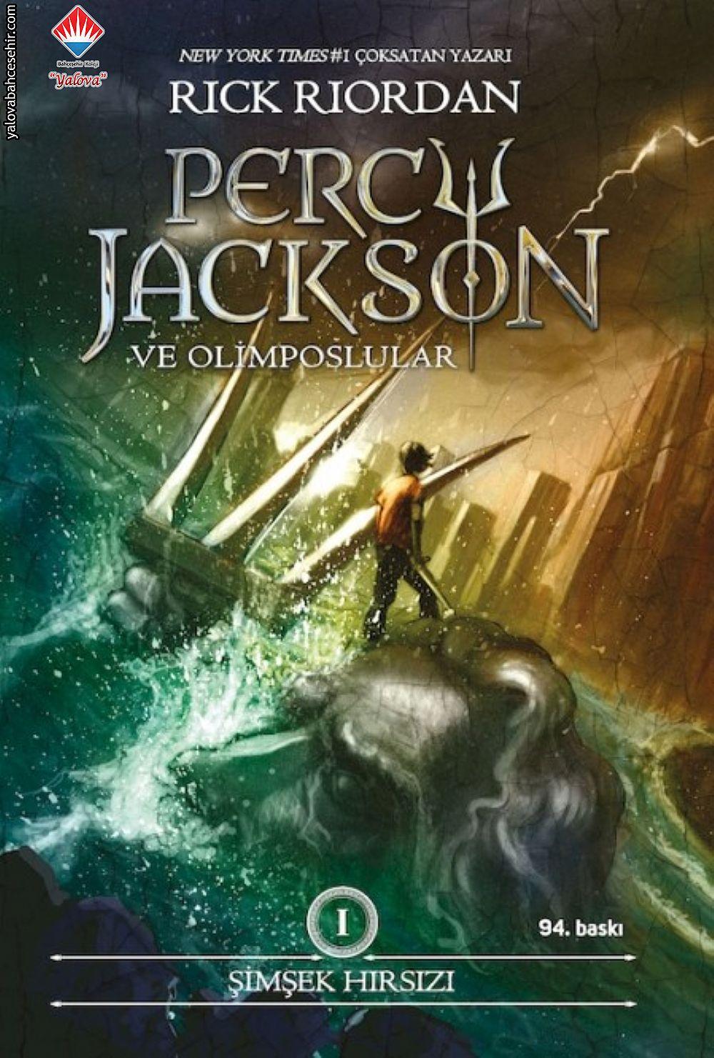 Şimşek Hırsızı Percy Jackson