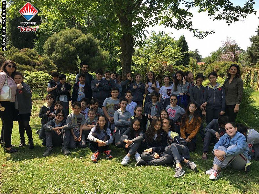 Karaca Arboretum - Mayıs 2019
