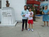7. sınıflar LKS 3 Türkiye birincisi