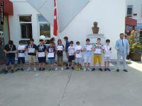 Ortaokul Okullar Arası Küçük Erkekler Basketbol Turnuvası'nda okulumuz 3.olmuştur.