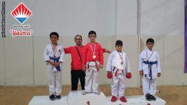 Öğrencimiz Gökay Sökmen Yalova'da düzenlenen Marmara Bölgesi İllerinin katıldığı Cumhuriyet Kupası Karate Turnuvasında 1. olarak Şampiyon oldu.