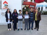 AGİS 1 Ortaokul Türkiye Birincilerimiz