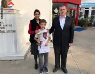 Cumhuriyet ve Atatürk Kupası Satranç Turnavası 2018 - 2007 / 2008 Doğumlular İl İkincisi olan Kayra Camcı