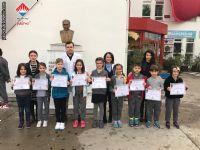 AGİS Türkiye Birincisi Olan 2, 3 ve 4. Sınıf Öğrencilerimiz