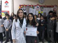 AGİS-4 Türkiye Birincisi Olan 7. Sınıf Öğrencimiz