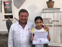 6. Sınıflarda AGİS05 Türkiye Birincisi Öğrencimiz