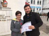 7. Sınıflarda AGİS05 Türkiye Birincisi Öğrencimiz