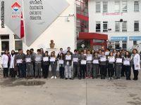 TÖDER (Tüm Özel Öğretim Kurumları Derneği) Tarafından Düzenlenen Türkiye Geneli Sınavda Dereceye Giren 8. Sınıf Öğrencilerimiz