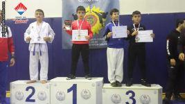 2019 Trakya Karate Ligi Kırklareli 1. Etap Erkekler Şampiyonu Gökay SÖKMEN