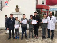 Ortaokul AGİS Türkiye Birincilerimiz