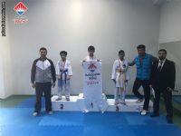 23 Nisan Ulusal Egemenlik ve Çocuk Bayramı Etkinlikleri kapsamında yapılan Yalova Okullar arası Karate Müsabakasında Okulumuz  öğrencisi Gökay Sökmen Şampiyon olmuştur