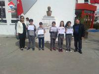 5 ve 6. sınıf AGİS Türkiye birincilerimiz