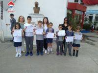2 ve 3. sınıflar AGİS 03 Türkiye Birincilerimiz